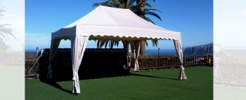 CARPA ROYAL MASTERTENT 6X4M