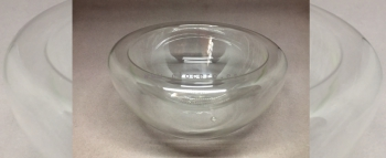 Bowl Borosilicato doble pared 18cm