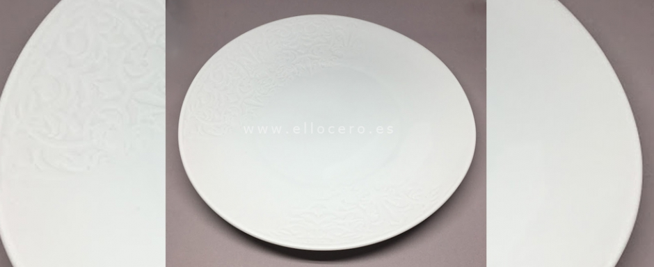 Plato llano Naíz Chef´s Collection 30cm